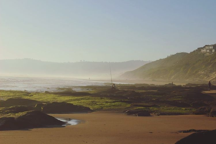 Landscape Water Fog Social Issues Outdoors Nature No People Scenics Sky Day Nature Canon Eyeemphoto Sunlight South Africa Person Fishing Day Job