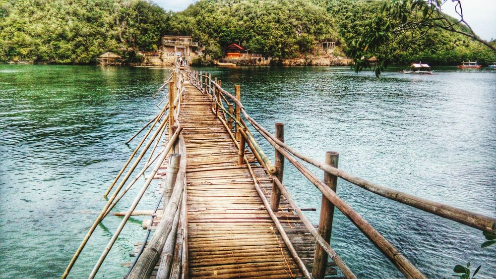 Wooden Bridge Sipalay Tinagong Dagat Water Hanging Out Taking Photos Check This Out Hello World That's Me Enjoying Life EyeEm Masterclass Nature Photography Capture The Moment From My Point Of View Eyeem Philippines EyeEm Phillipines Asus Zenfone Photography Mobile Photography The Street Photographer - 2016 EyeEm Awards The Great Outdoors - 2015 EyeEm Awards Eyeem Bacolod