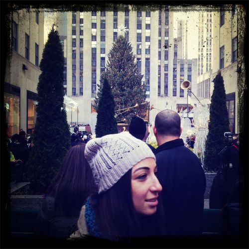 People People Watching #holidays NYC Escaping