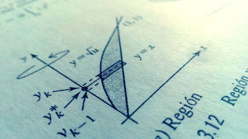 Math Mathematics IntegralCalculus RevolutionSolids Science Biochemistry