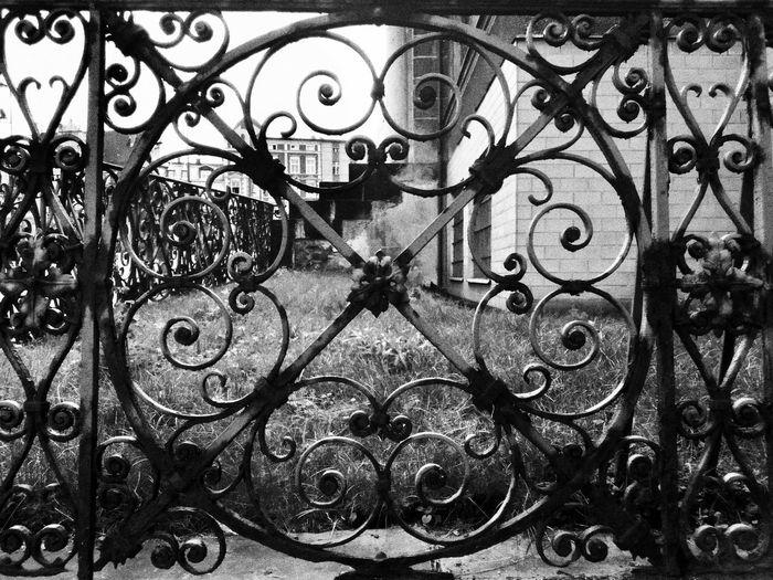 Victorian iron