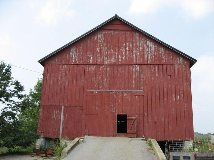Barn Farm Red