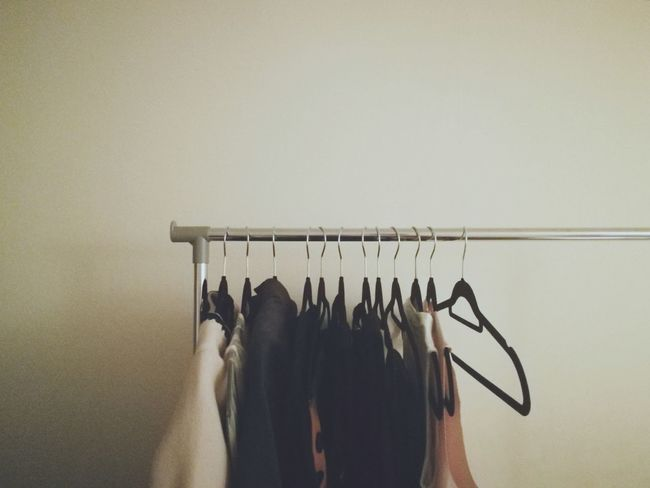 The first time I got to hang my clothes after becoming homeless, I am homeless no more. Fashion Urbanphotography EyeEm Selects Exeter World Pipes Hanging Coathanger Clothing Clothing Store Indoors  Retail  Fashion Store Choice Business Close-up No People Fashion Stories Visual Creativity The Still Life Photographer - 2018 EyeEm Awards