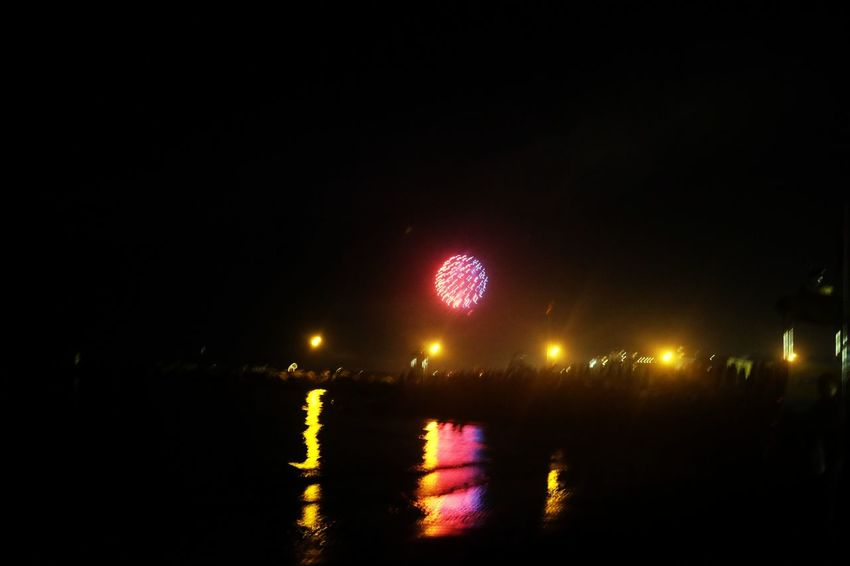 HUAWEI Photo Award: After Dark City Illuminated Sky