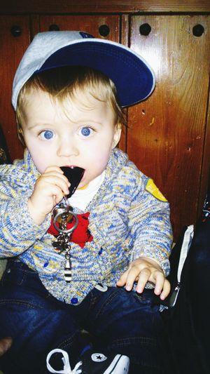 real blue eyes! Blue Eyes
