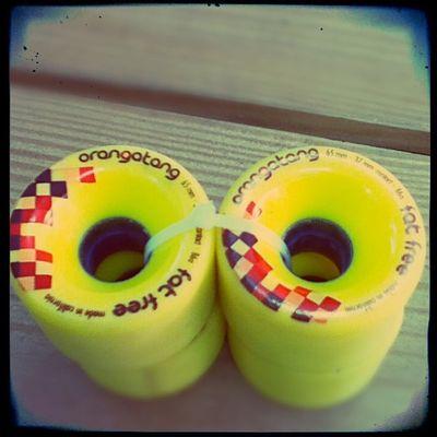 Roda Orangatang Roda Orangatang Skate Skateboard love instagram schoolstore school store skateshop boardshop siga followme follow me