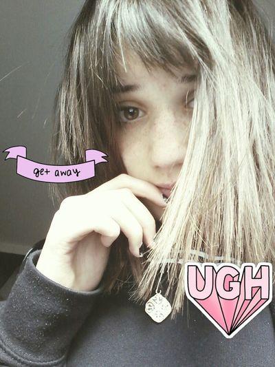 Me Myself Selfie Girl
