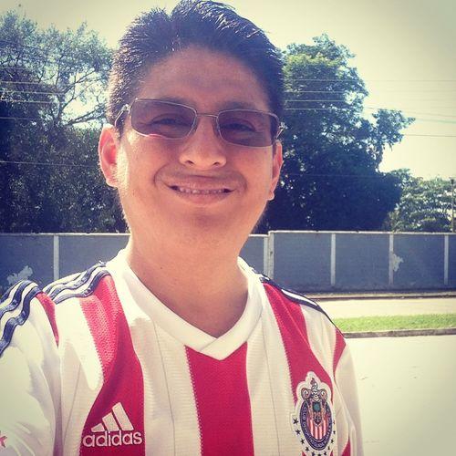 That's Me Soccer Enjoying Life Siempre Chivas Rayadas del Guadalajara! Mexican Soccer Mexico