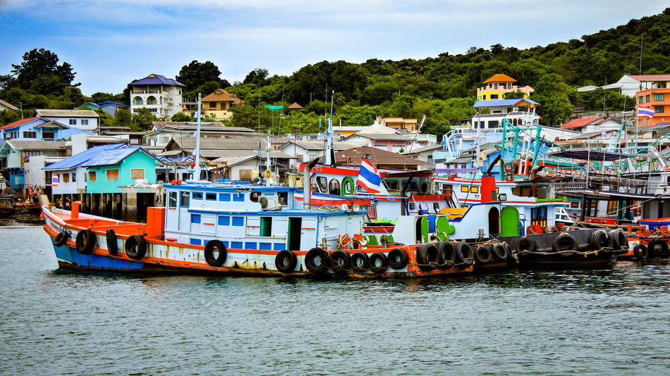 Fisherman village and a lot of fishing vessel Fishing Boat Fishing Village Fisherman Boat Ship Life Fishing Vessel Water Nautical Vessel Beach Sky Dock Harbor Sailing Marina Ferry Sailboat Commercial Dock Water Vehicle Port Fishing Industry Sailing Boat Cleat Mooring Post The Street Photographer - 2018 EyeEm Awards The Photojournalist - 2018 EyeEm Awards