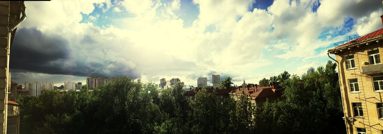 Cloud Porn Cloudy Sunny Sky