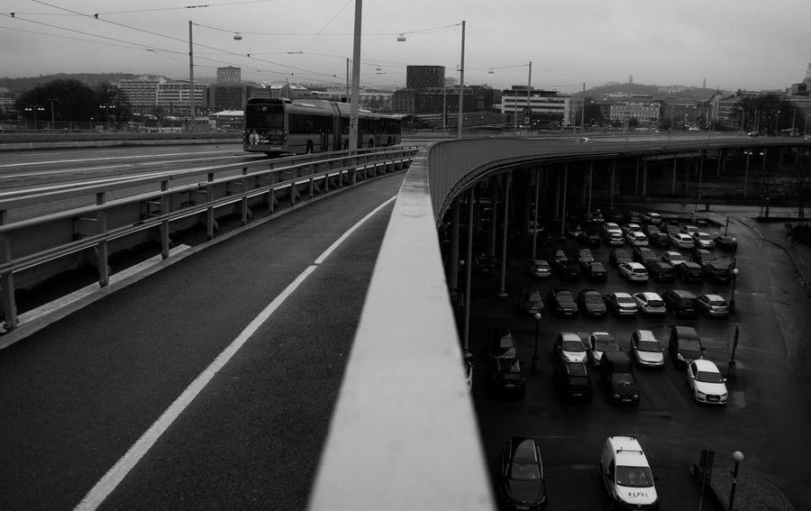 Bridge Bridgeporn Bridges Buss Cars City Citylife Cityscapes Leading Lines LINE Wiew Showcase: December