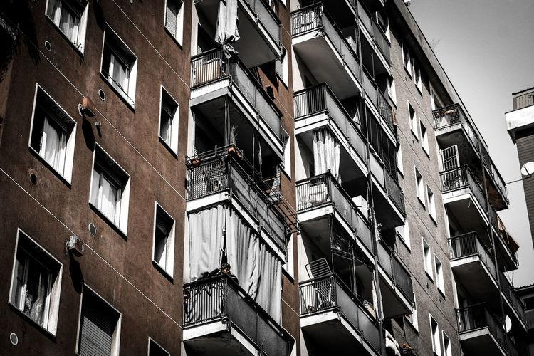Favelas. City