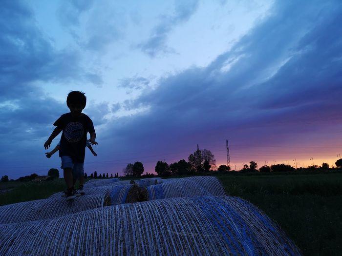 Sunset Child