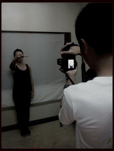 Something big is coming ... Xavier University - Ateneo De Cagayan XUFD Photoshoot