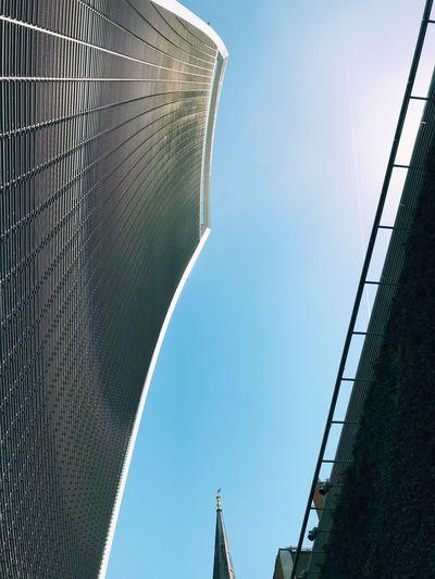 Sky garden - london