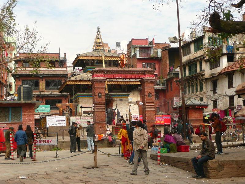Street Photography Kathmandu, Nepal