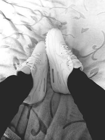 Airmaxlove New Shoes Airmax90 Blackandwhite ❤️👟