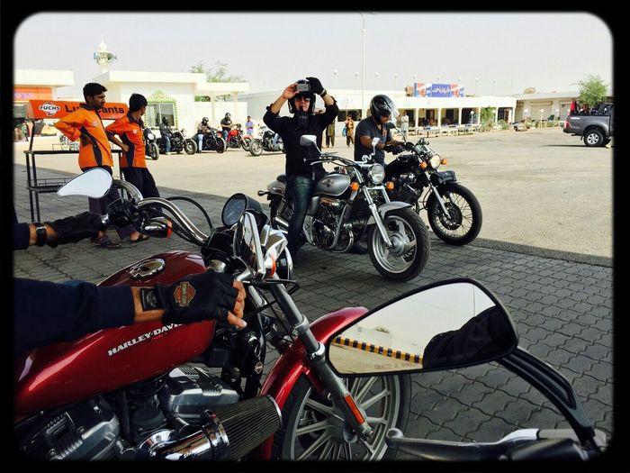 Ride to Noori Abad with HOG Pakistan