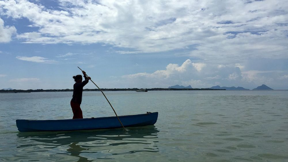 The Journey Is The Destination Seagypsie 2016 Bajaulaut Semporna Borneo Sabah Hello World Beautiful Surroundings Check This Out