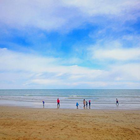 Veneto Italy Sea Beach Caorle Landscape Blue Sky Landscapes With WhiteWall Showcase April Pivotal Ideas Colour Of Life