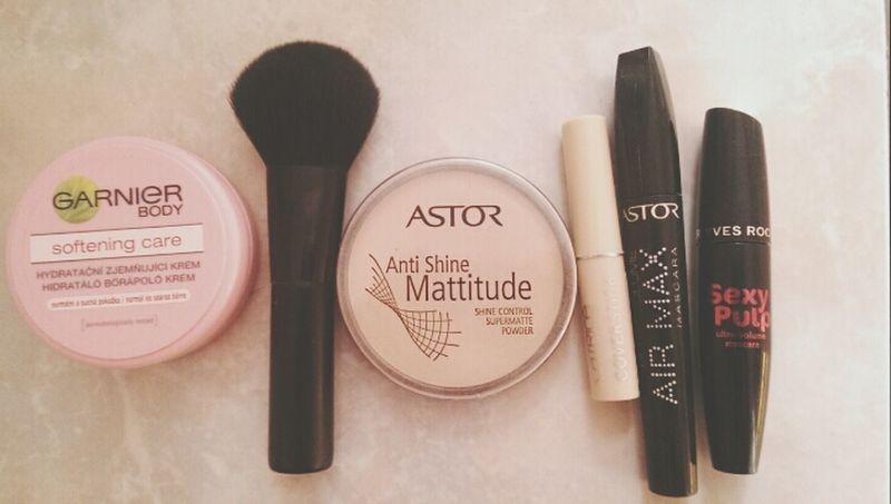 Cosmetics Good Morning Makeup Taking Photos haha :D
