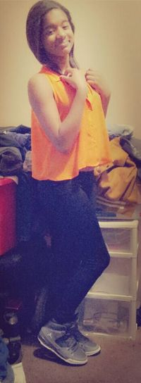 Birthday Outfit (: