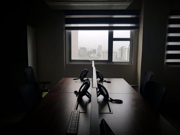 Office Window.