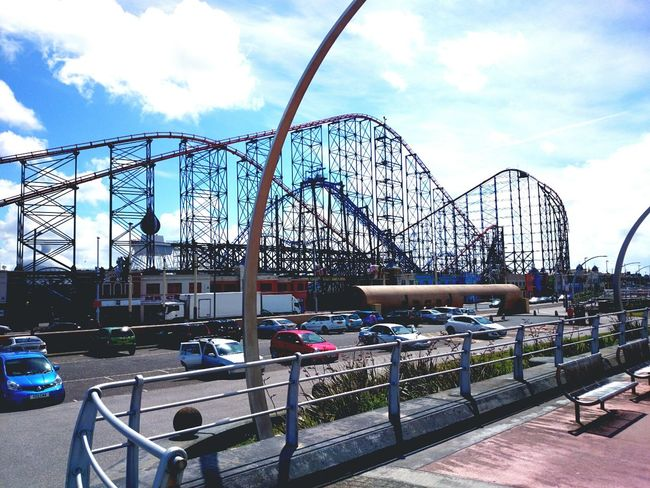 Rollercoaster Funtimes Summer Memories... Funny Day Taking Photos Open Edit Funnytime Again!  Good Times Yuhuuuu