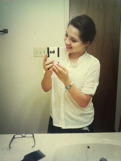 Nomakeup #smilebig #goodday happy :)