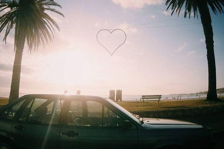 Love Sunset Sun Palms Car Heart Capetown Liebe Sonnenuntergang Sonne Palmen Auto Herz Kapstadt Beach Strand Water Wasser Ocean Ozean Enjoyit Placeforkings Beautiful Instagood Picoftheday photooftheday instalike bestoftheday instagood instash instalove