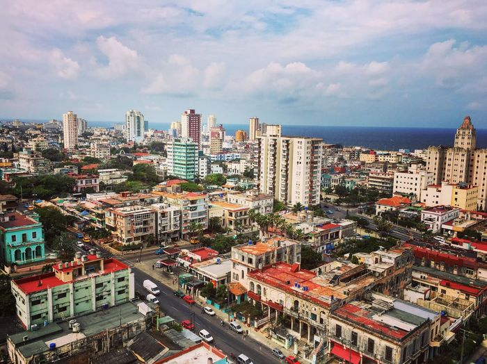 Room with a view........ overlooking Havana. Cuba Cityscapes City View  Urban Geometry Urban Landscape Urbanphotography Eye4photography  Exploring Starting A Trip Adventure Enjoying The View Aerial Shot Aerial View Travel Photography Skyline