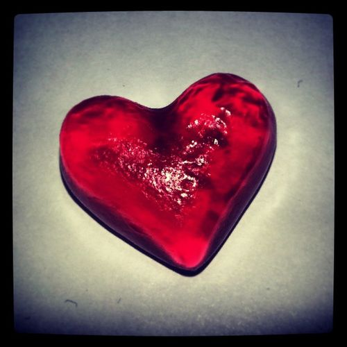 ♥ A Jelly Heart