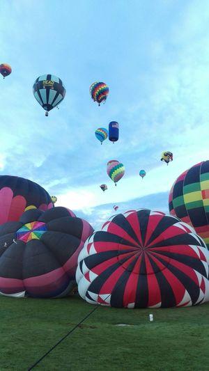 Balloon Fiesta in New Mexico Onlyinnewmexico Albuquerqueballoonfiesta Check This Out Abqphotos Albuquerque