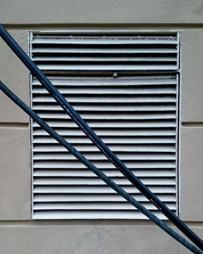 Facade Detail Pipe Life Lines Diagonal