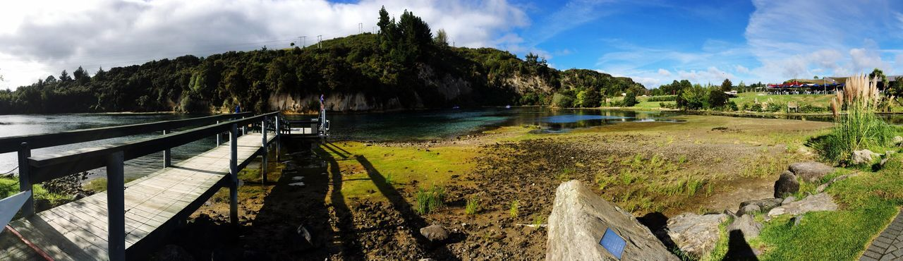 Huka Falls Jet Huka Falls New Zealand Stunning Natural Beauty Nature Photography Landscapes With WhiteWall