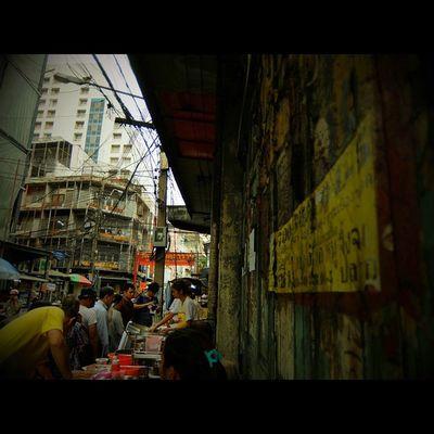 Street Amazingthailand Bangkok Yummy Thaionly BBKK Thailand