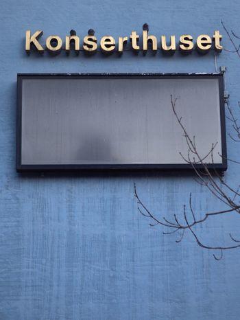 Birds Typography Font Sign Stockholm