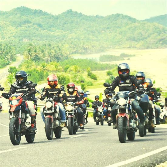 About my hoby Relaxing That's Me Enjoying Life Hello World Motorbike Touring Jalurlintasselatan Pacitan