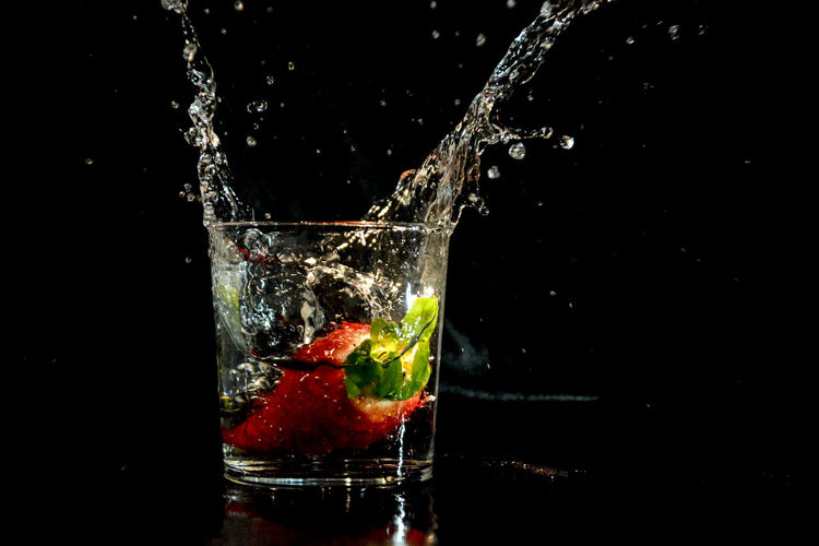 Fruits & Water My Best Photo