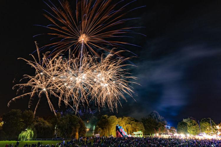Mayors firework