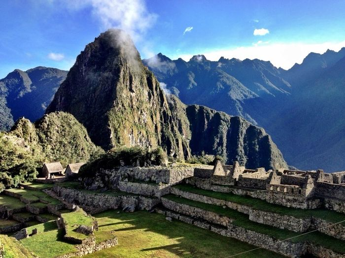 Sunrise At Machu Picchu Macchu Picchu Machu Picchu Macchupicchu Sunrise Sunrise_Collection