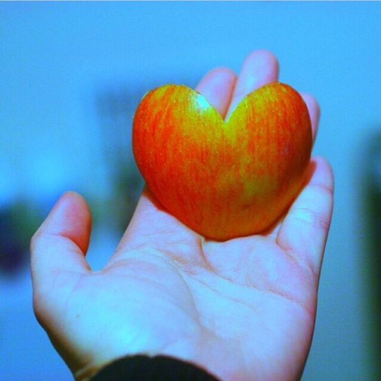 Love Is In The Air my heart is your apple