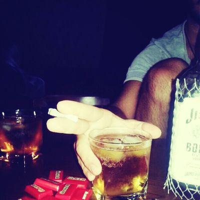 Jim Beam Whiskey Alcohol High