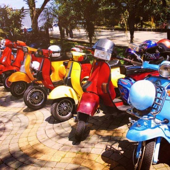 Di antara Smallframe dan Lambretta Rumahair Pci bopscoot multiculture instapic