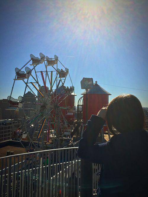 City Museum Fall Ferris Wheel