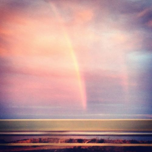 Sky Pink Raimbow Rain Summer Sicily ❤️❤️❤️ MyPhotography Today Me Awrsome Amazing Wonderful PrettyPhotooftheday Canon Good Times WOW Nature Spettacular View Love Bye ✌