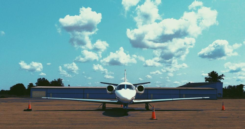 Airport Plane Jet