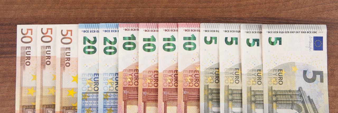 EUR Close-up Currency Day Euro Coins Finance Indoors  Large Group Of Objects Money No People Paper Currency Savings Wealth