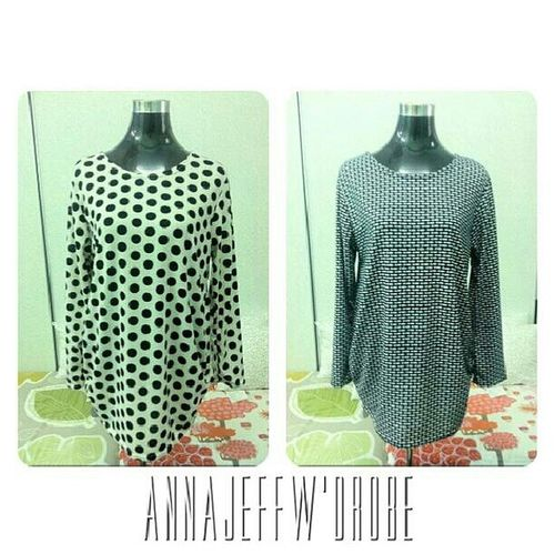 Loose top 1pcs - RM50 2pcs - RM45 *Include postage Material : cotton , long enough to cover your hip (tak jarang) Free size fit from S to XL shoulder  44cm Bust  58cm length  79cm sleeve  59cm Contact Via : WhatsApp : +60123139491 Sayajual LooseTop Annajeffwdrobe