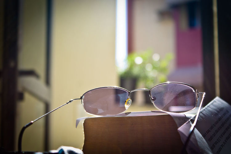 Close-up Day Focus On Foreground Glasses Messy No People Object Selective Focus Still Life